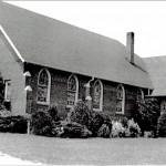 Early Brick Church
