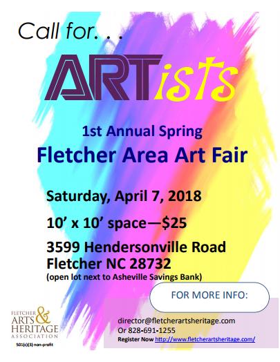 Fletcher NC Event